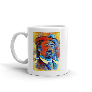 Deadwood Mr Wu Mug Pop Art Tea Coffee Mugs #Deadwood