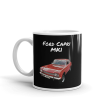 Ford Capri MK1 Mug Classic Car Rally Cars Tea Coffee Mugs #Capri