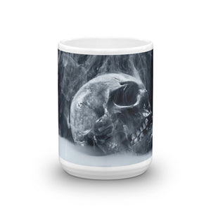 Skull Mug Coffee Mugs Tea Cups Gift #Skull