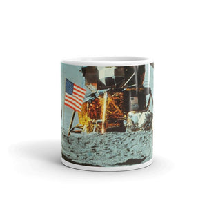 Apollo Moon Landing Mug Neil Armstrong Moon Walk Mugs #MoonLanding