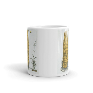 Corn Cob Mug Vegetable Illustration Coffee Mugs #Corn