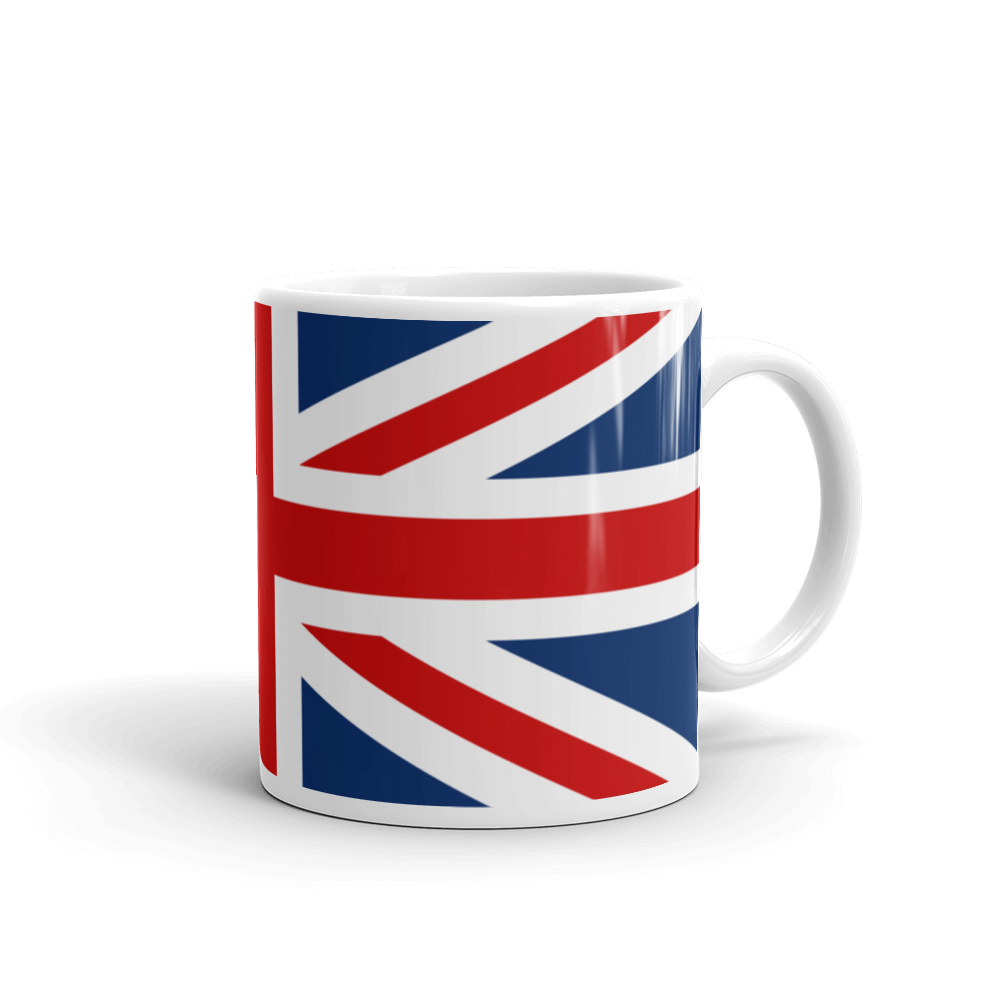 Union Jack Mug UK Flag Tea Coffee Mugs #UnionJack