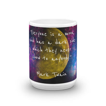 Mark Twain Moon Mug Coffee Mugs Tea Cup Gifts #Moon