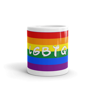 LGBTQ GAY PRIDE FLAG Mug Art Tea Coffee Mugs #LGBT