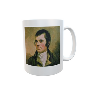 Robert Burns Tartan Scottish Burns Night Mug Tea Coffee #BurnsNight