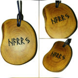 HARRY OR YOUR NAME ENGRAVED IN RUNIC RUNE NECKLACE #Rune