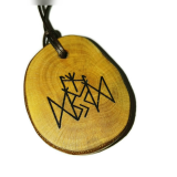 Weight Loss Bind Rune Amulet Talisman Necklace