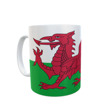 Wales Dragon Welsh Flag Tea Coffee Mugs Gift #Wales