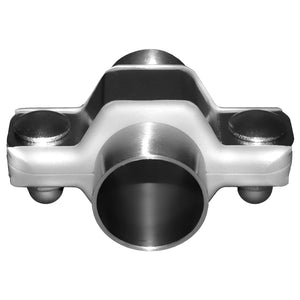 "4"" Tube, Weld Pipe Fittings, 304 Stainless Steel, Part Number - PHH24-W4-T400A"
