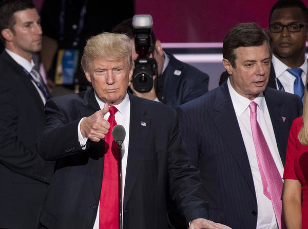 Opposition to Manafort's Motion to Suppress
