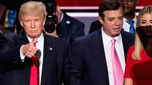 Manafort, you in BIG Trouble