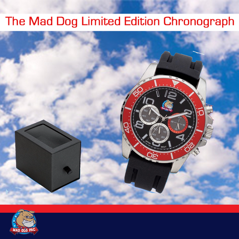 The Mad Dog Limited Edition Chronograph