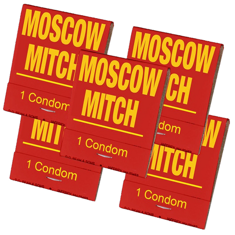 Moscow Mitch Condoms
