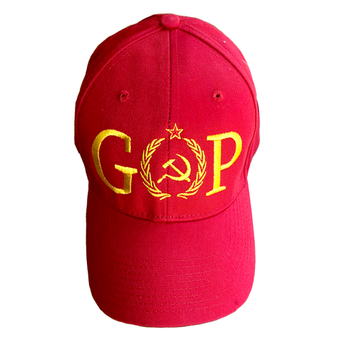 Limited Edition Commemorative GOP/Soviet Hat