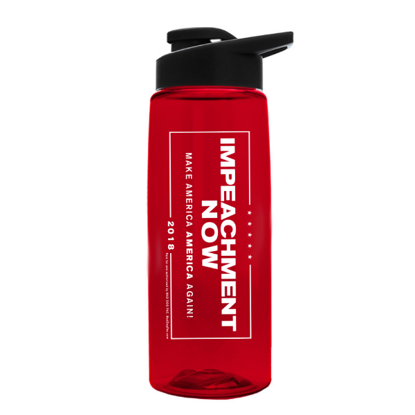 Gift Impeachment Now Water Bottle