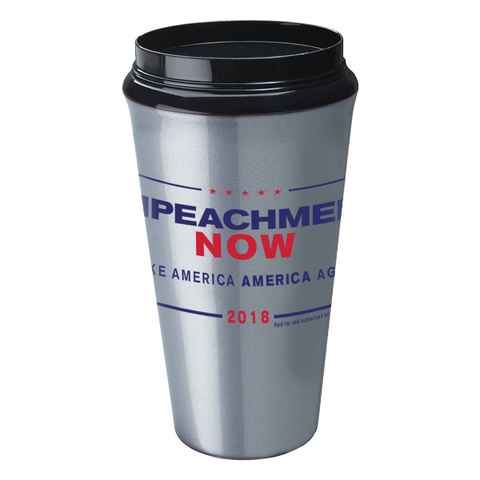 Impeachment Now Travel Mug