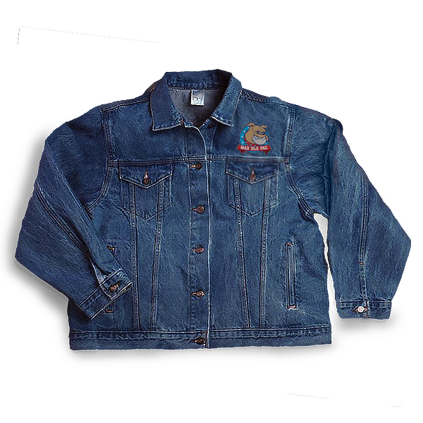 Mad Dog Classic Jean Jacket - Ladies'