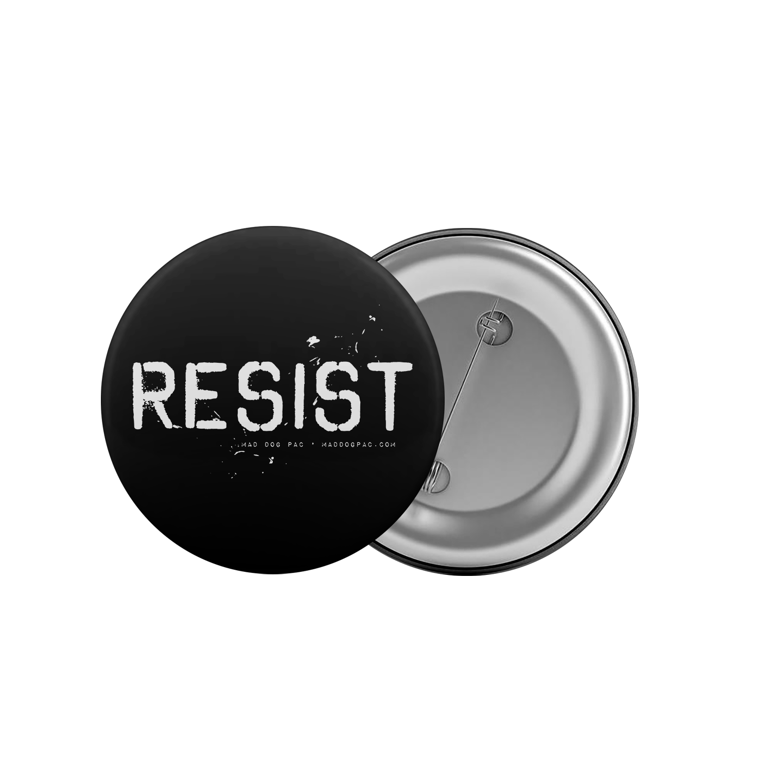 Resist Button 20-Pack
