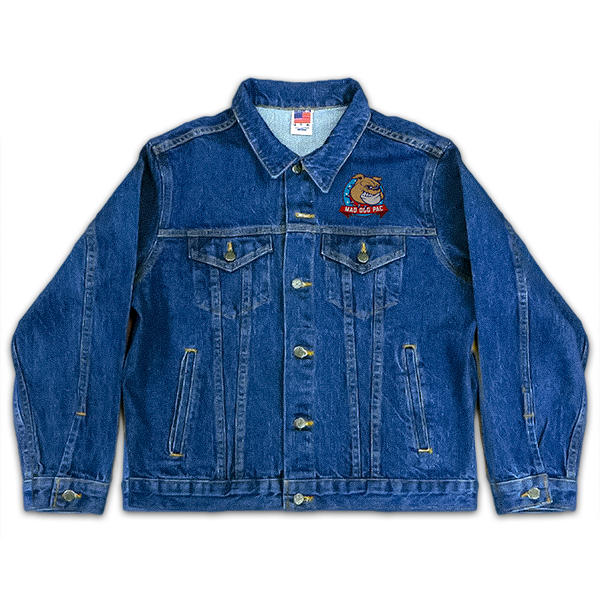 Mad Dog Classic Jean Jacket - Men's