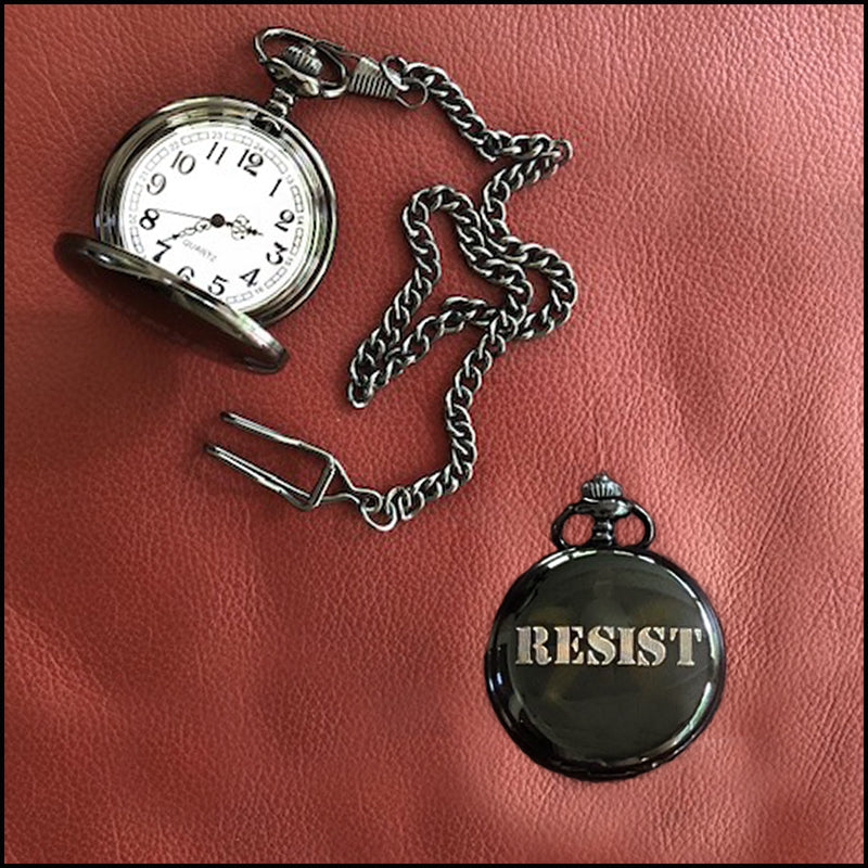 Resist Pocket Watch