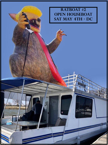 RAT BOAT 2.0 IS COMING!