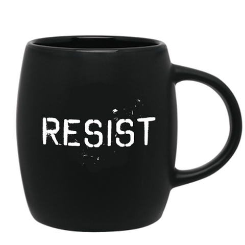 The Resist Coffee Mug