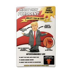Trump (In)Action Figure