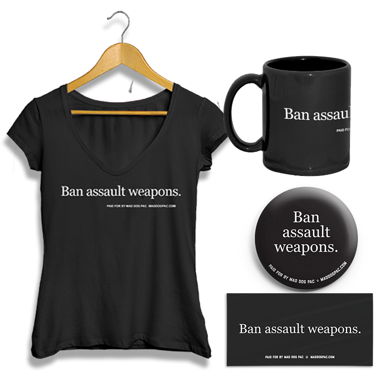 Ban Assault Weapons Pack