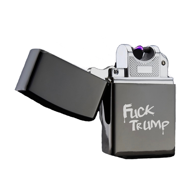The Fuk Trump USB Lighter