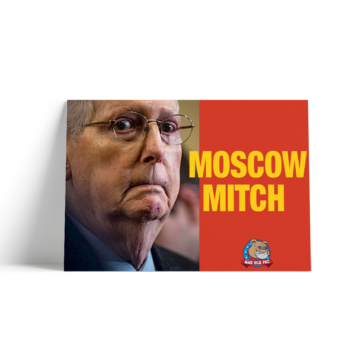 Moscow Mitch Poster - Free Download!