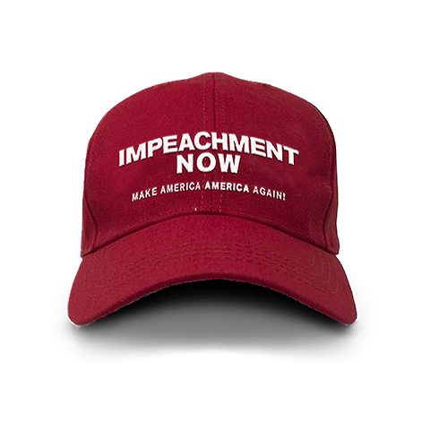 Impeachment Now Red Hat