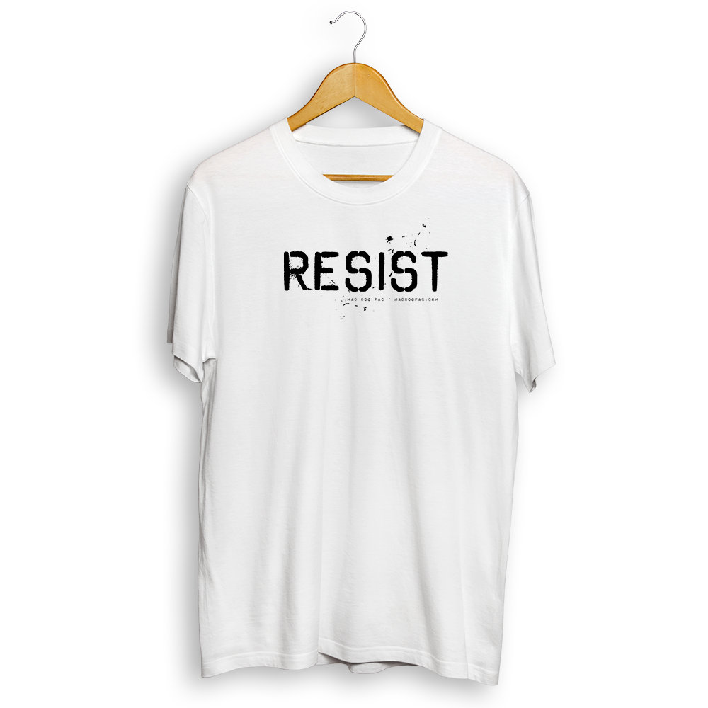 Resist T-Shirt (White)