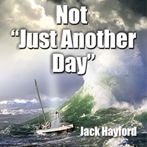 "Not ""Just Another Day"""