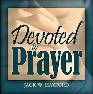Devoted To Prayer (CD)