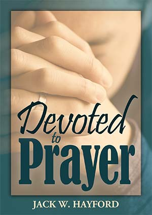 Devoted To Prayer (DVD)