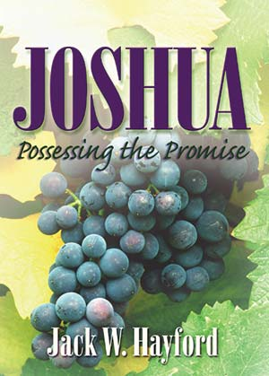 Joshua: Possessing The Promise