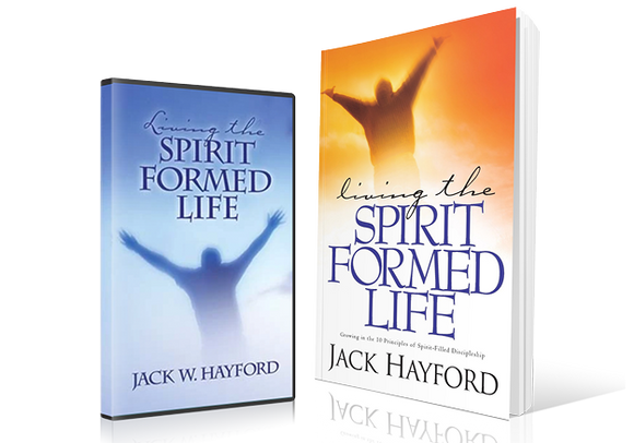 [Out of Stock] Living the Spirit-Formed Life Bundle - Book and DVD