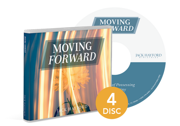 Moving Forward - 4-Message MP3 Album