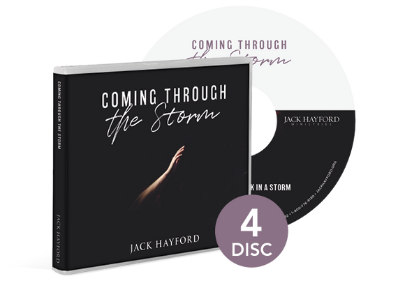 Coming Through the Storm - 4 Message CD Album