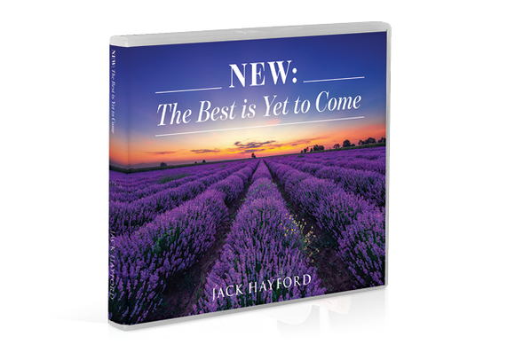 New: The Best is Yet to Come - 5-Message album