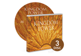 Kingdom Power - 3-Message album and The Key to Everything book