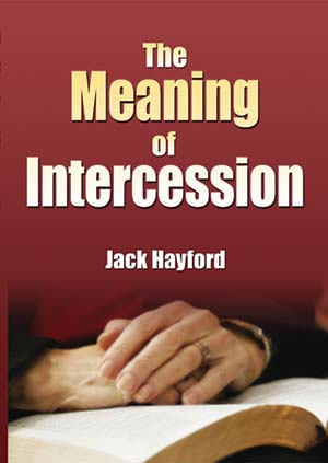 The Meaning of Intercession