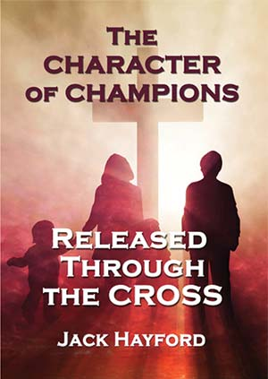 The Character of Champions: Released at the Cross
