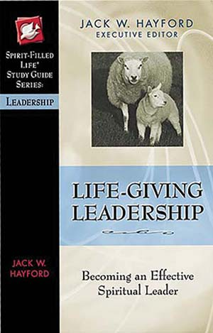 [Out of Stock] Life-Giving Leadership Study Guide