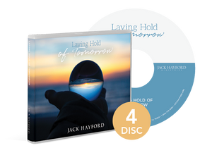 Laying Hold of Tomorrow - 4 Message CD Album