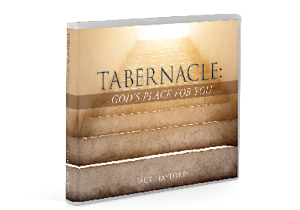 Tabernacle: God's Place for You! - 8-Message album