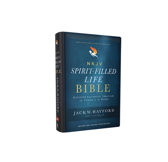 3rd Edition New Spirit-Filled Life Bible NKJV