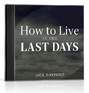 How to Live in the Last Days: Thank you for your gift of $25 or more!