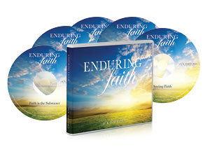 Enduring Faith: Thank you for your support of $25 or more!