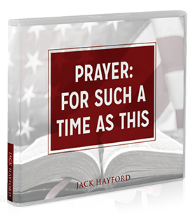Prayer: For Such a Time as This